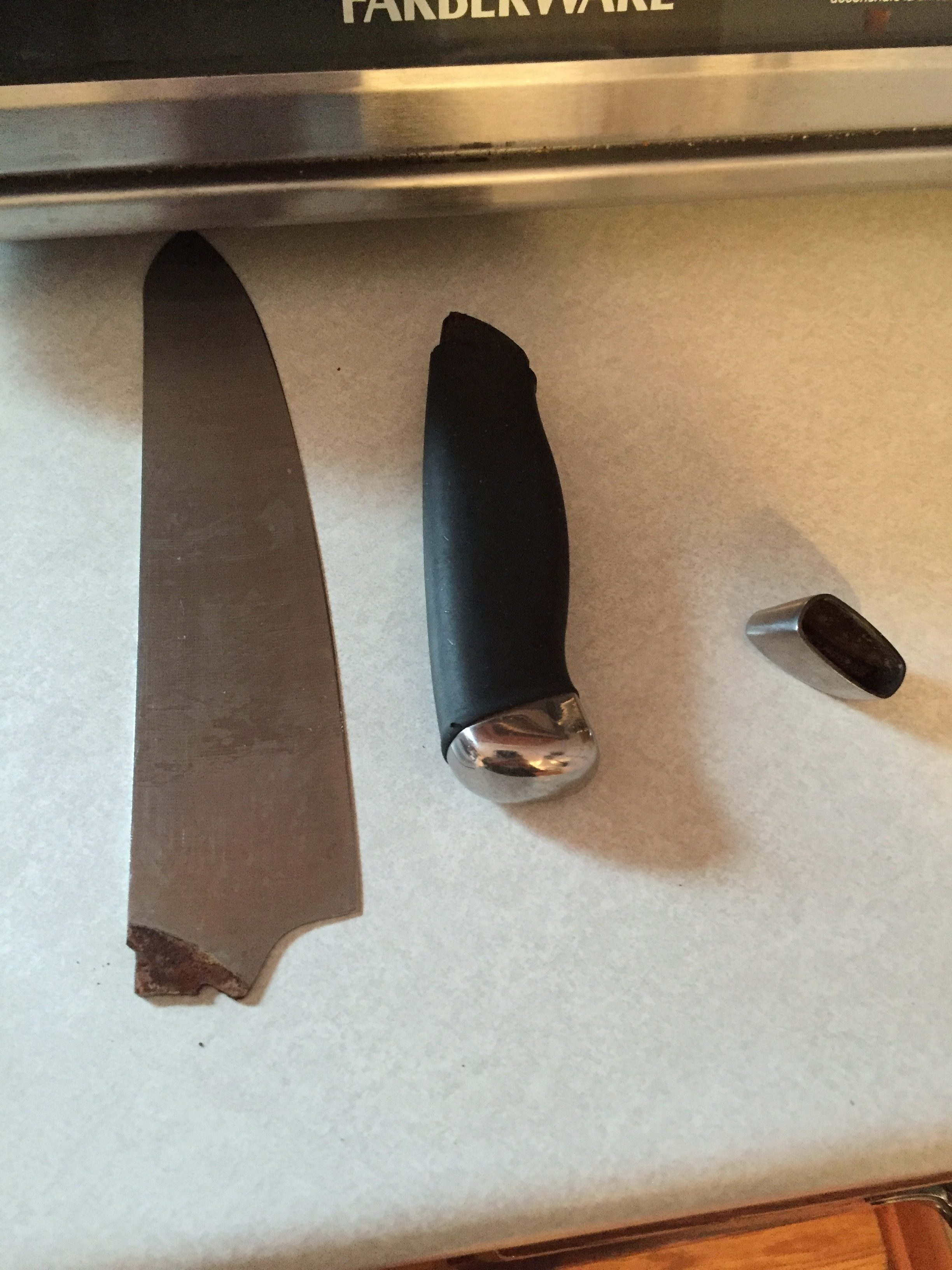 how to fix a broken manual can opener