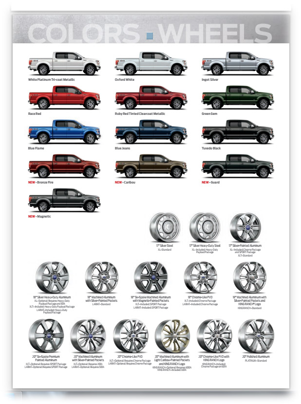 2014 ford f 150 limited owners manual