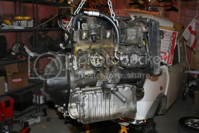 convert automatic to manual 2005 coopers