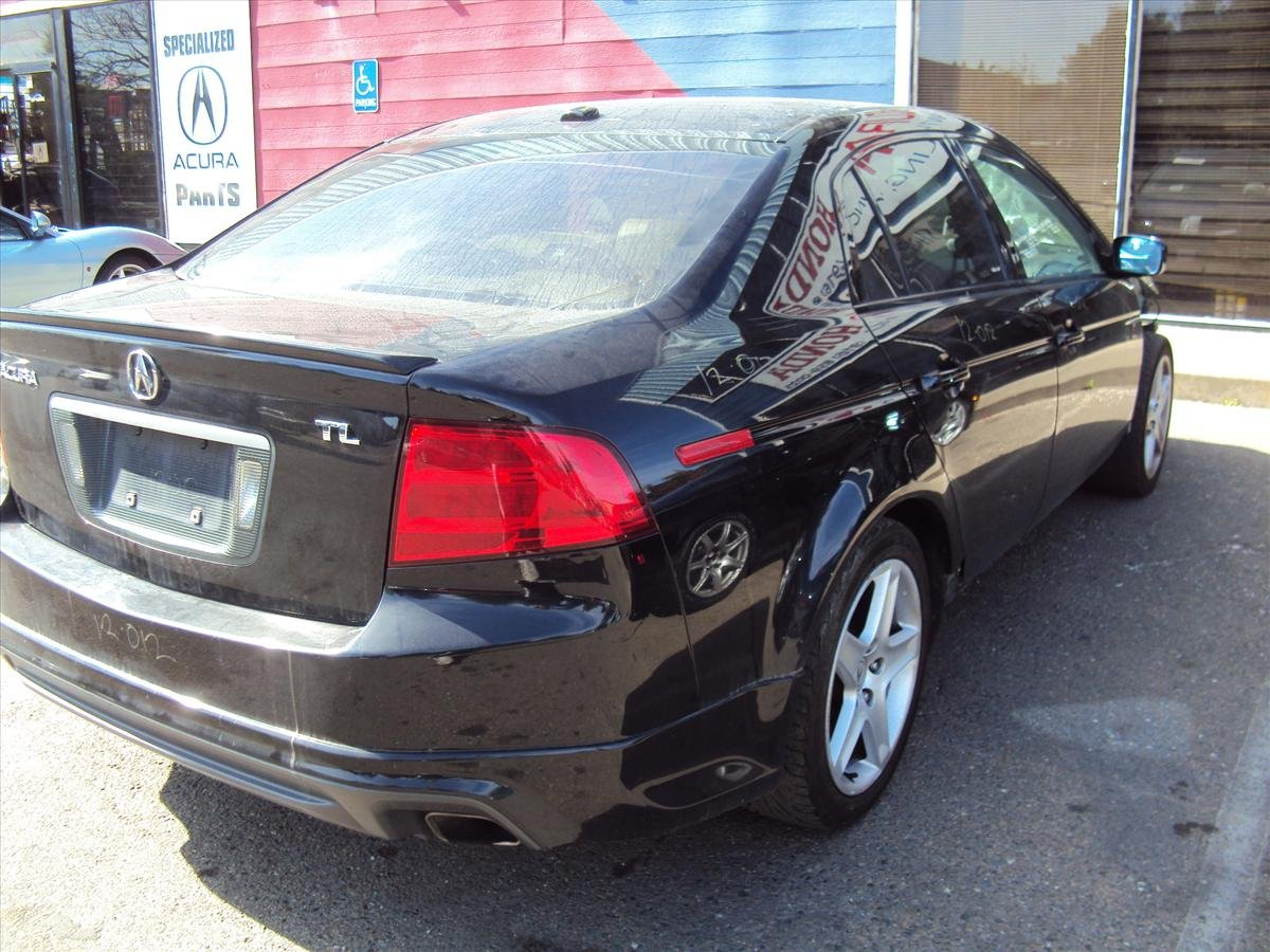 2004 2005 acura tl 4 door manual transmission dynamic package