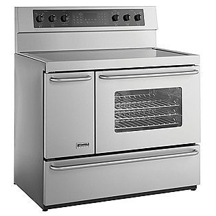 sears double oven electric range manual