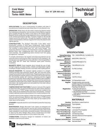 system installation and inspection manual