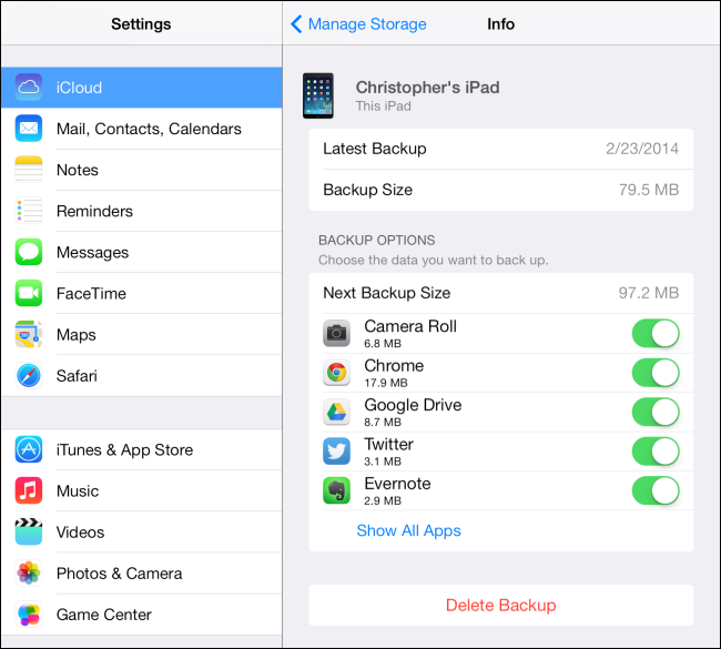 how to manually backup your iphone to computer