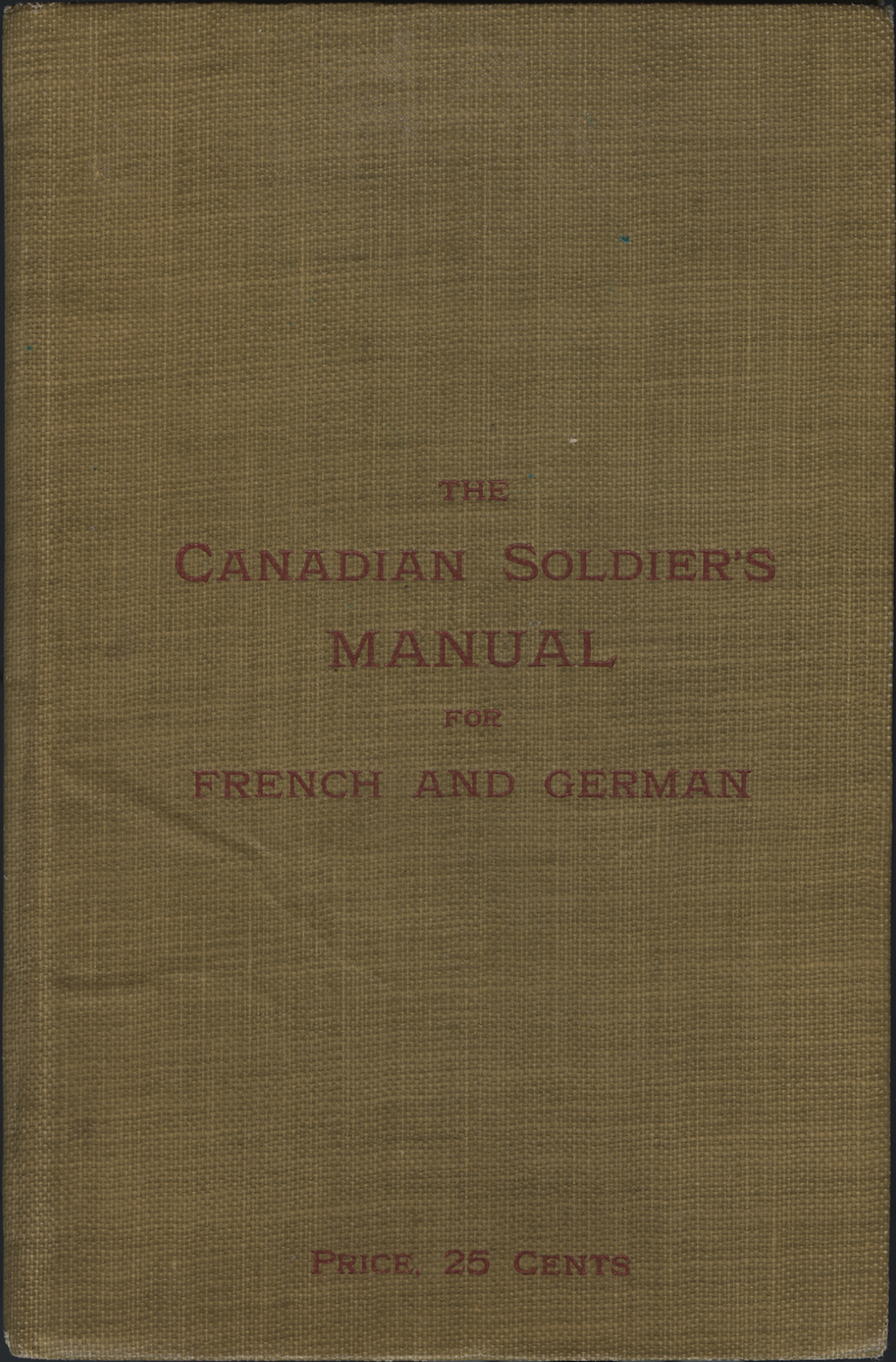 canadian forces file classification manual