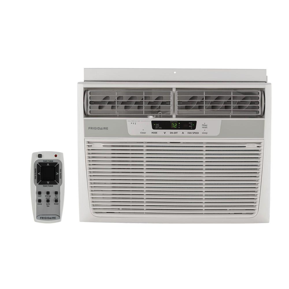 frigidaire window air conditioner and heater manual