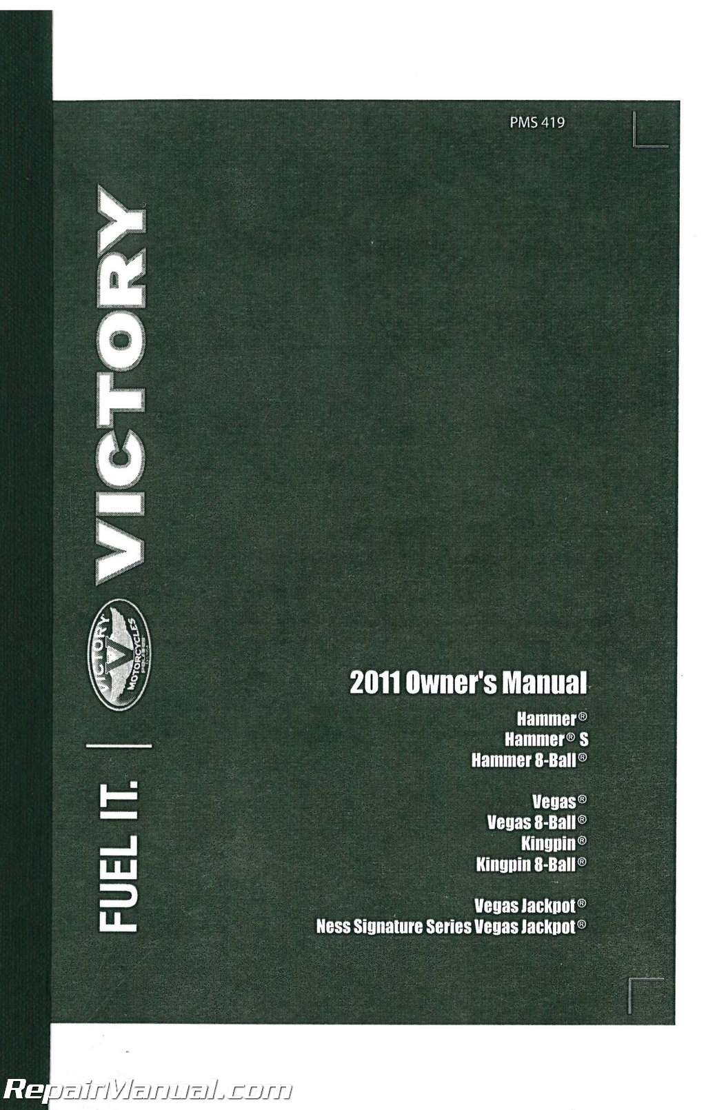 victory twister-30 user manual