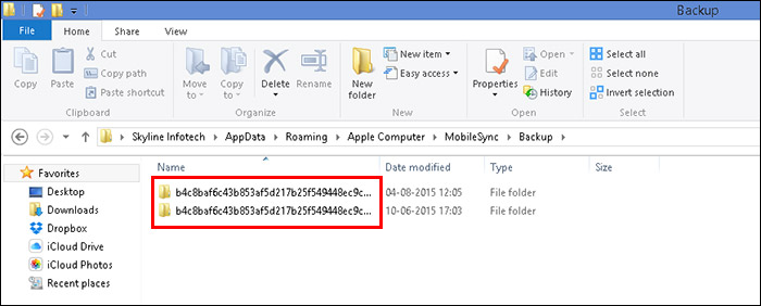 how to manually update itunes on windows