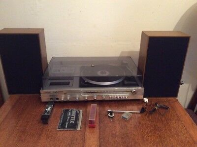 manual pour sony turntable system ps-t20
